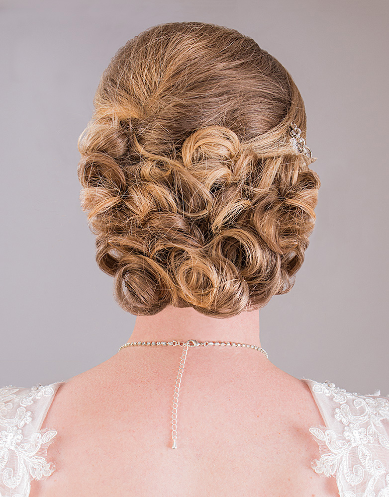 Hair Styles : Wedding