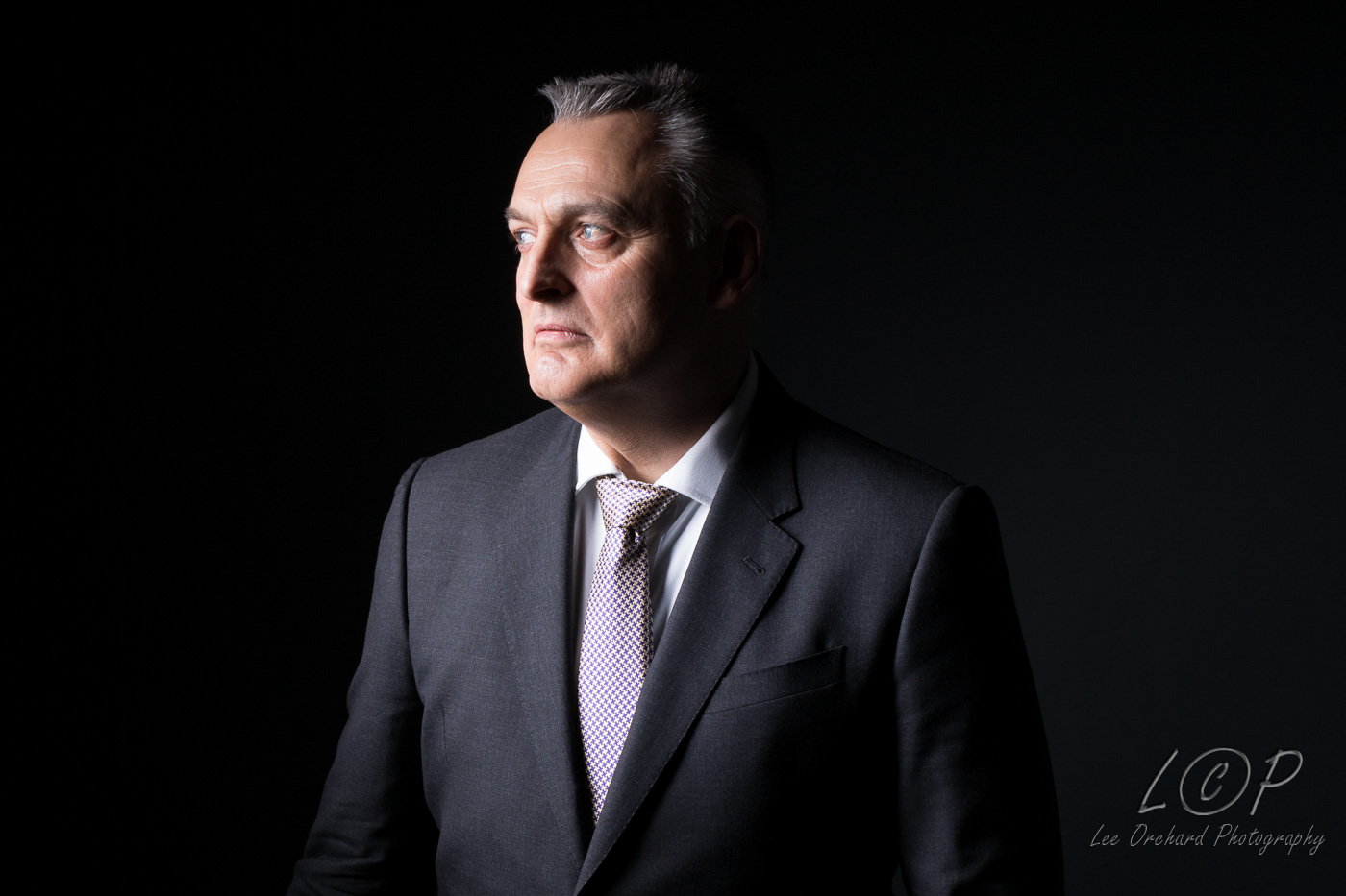 Business Portrait, New Lighting