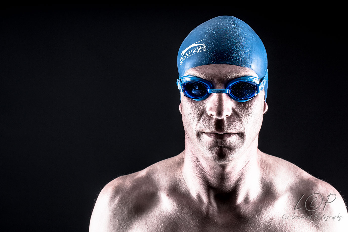 A Swimmer's Portrait